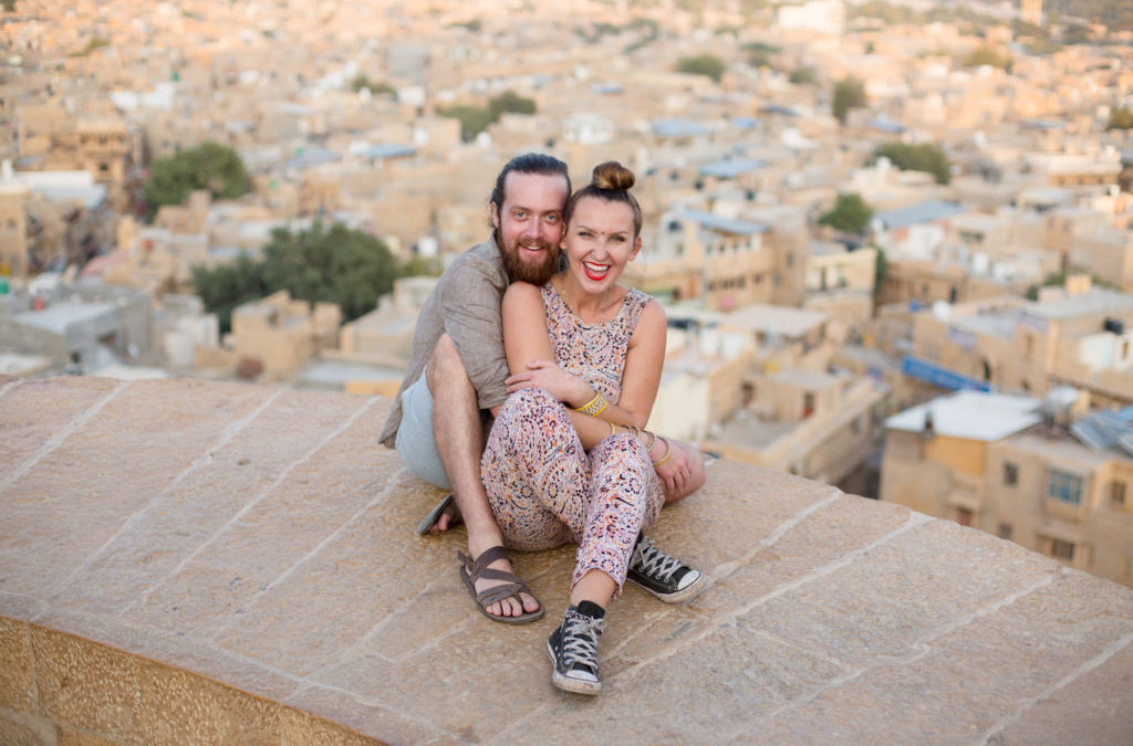 Meet The Tipsy Gypsies: An International Couple Traveling the World