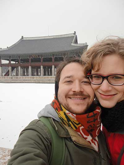 Traveling as a Couple: Meet Miguel and Yvonne!