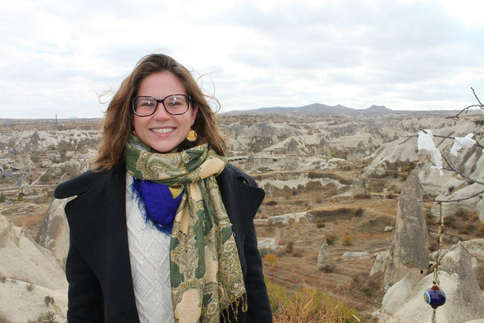 Pursuing a Career Overseas: Meet Katie!